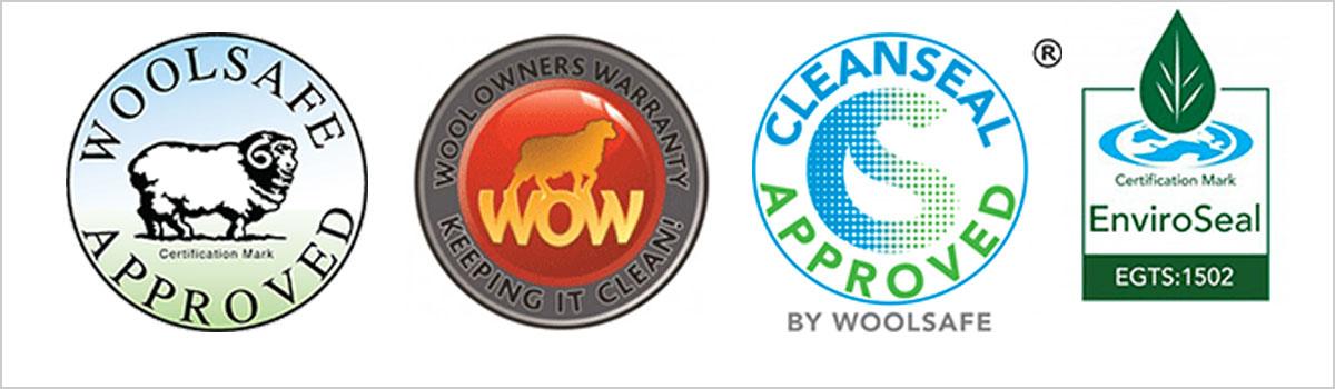 woolsafe-logos